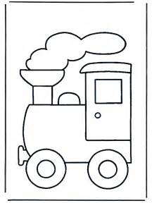 toy train animals colouring pages