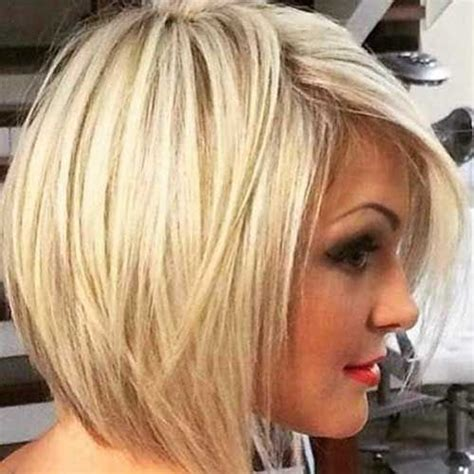 haircut with irregular length 17 best ideas about stacked angled bob on pinterest