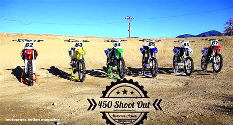 motocross action 450 shootout motocross action s 2016 450 shoot out derestricted