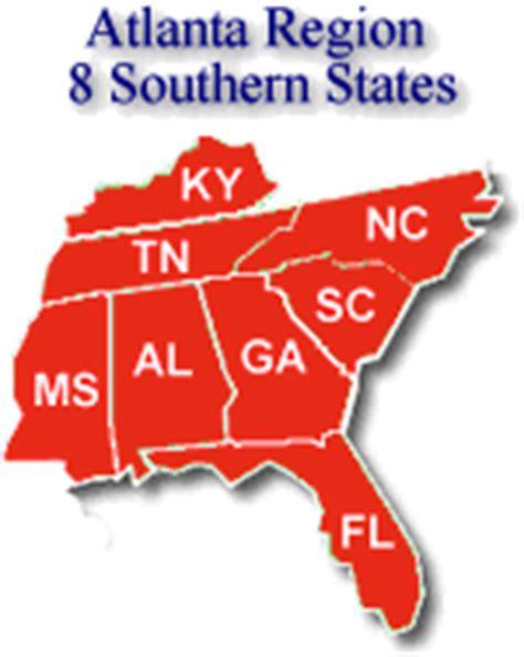 Social Security Office In Morrow Ga by Social Security Atlanta Region Area