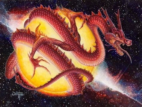 image celestial dragon jpg l5r legend of the five