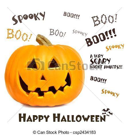 imagenes de halloween graciosas con frases stock de fotos de calabaza halloween frases blanco