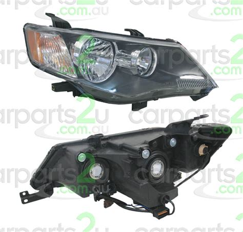 Spare Part Outlander parts to suit mitsubishi outlander spare car parts zg light