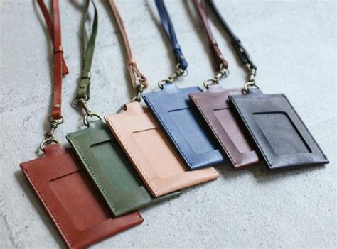 1000 images about leather id card holder on
