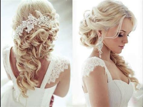 peinados lindos de novia 2015 | wedding hairstyles youtube
