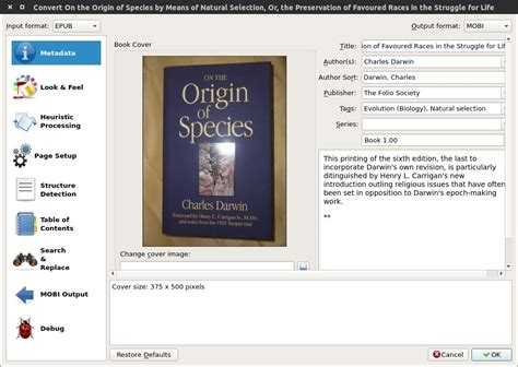 calibre ebook converter can now calibre ebook converter and viewer now has better odt