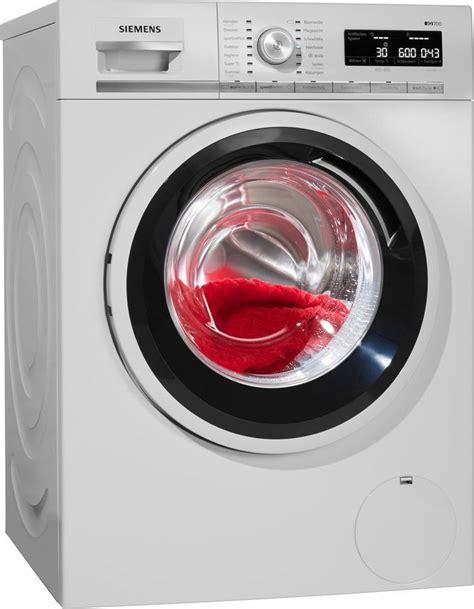 Siemens Waschmaschinen Service 3339 by Siemens Waschmaschine Wm14w5eco A 8 Kg 1400 U Min
