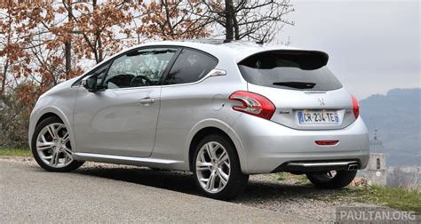 List Of Peugeot Cars The Paultan Org 2013 Top Five Cars List The Writers Each