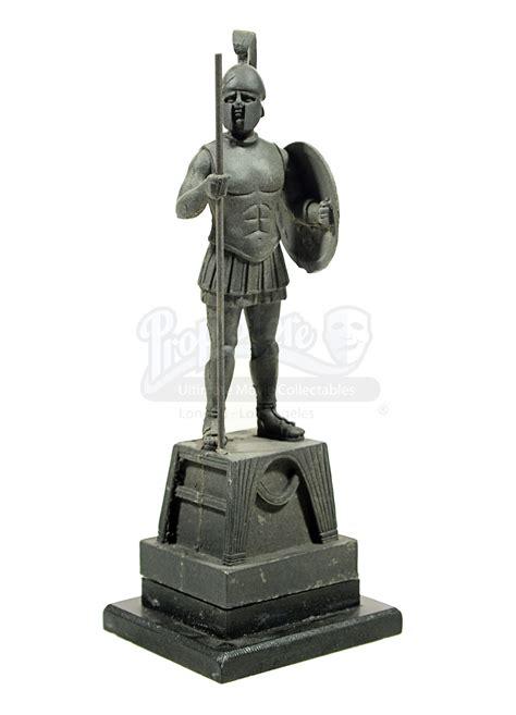 Statue Podium Podium Of The Gods Miniature Statue Prop Store