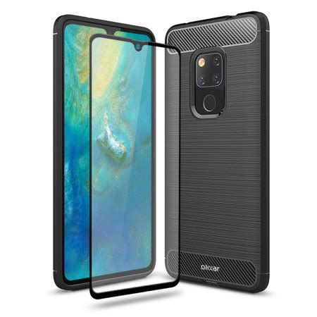 olixar sentinel huawei mate   case  glass screen