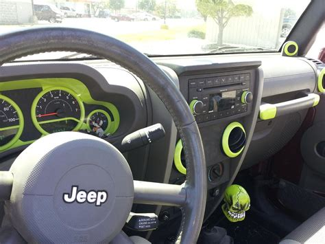 Jeep Tj Interior Mods by Jeep Jk Interior Mods Newsonair Org