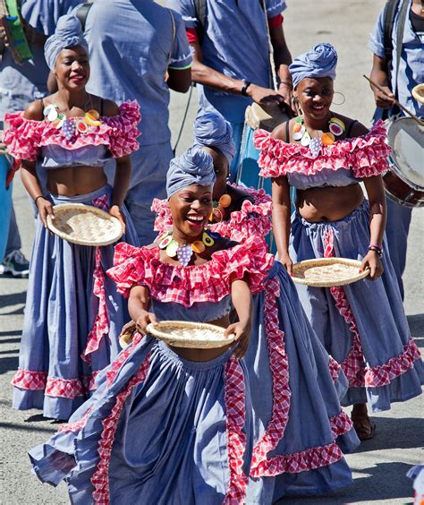 traditional haitian costumes festivals of haiti crooked compass