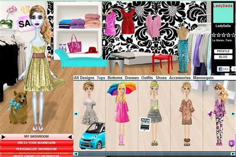 design clothes and sell them games fashion fantasy game screenshots virtual worlds for teens