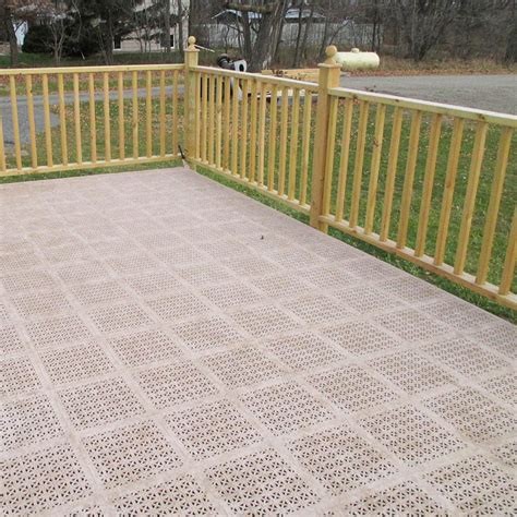 Deck Tiles by Rubber Patio Deck Tiles Doherty House Best Choice