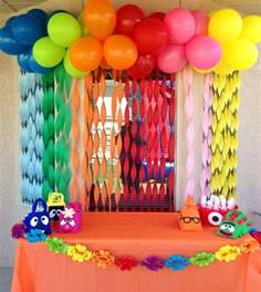 Simple Birthday Decoration Ideas At Home Birthday Decoration Ideas 2016 Multi