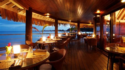 terrasse französisch hotels resorts in der s 252 dsee franz 246 sisch polynesien