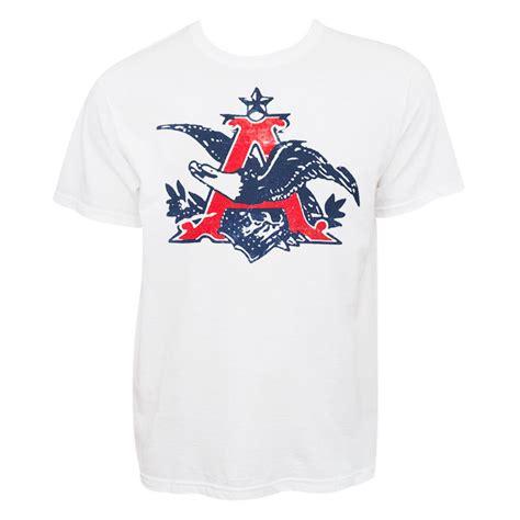 Tees Kaos T Shirt Budweiser budweiser anheuser logo shirt