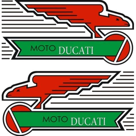 Ducati Car Sticker by Ducati Motorcycle Decal Stickers
