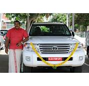 South Indian Celebrities And Their Expensive Luxury Cars