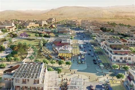 design zone amman jordan dead sea development zone master plan architect