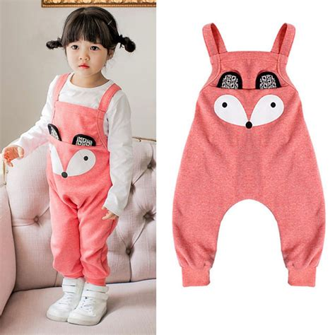 Set Jumpsuit Overall baby boy one overalls toddler
