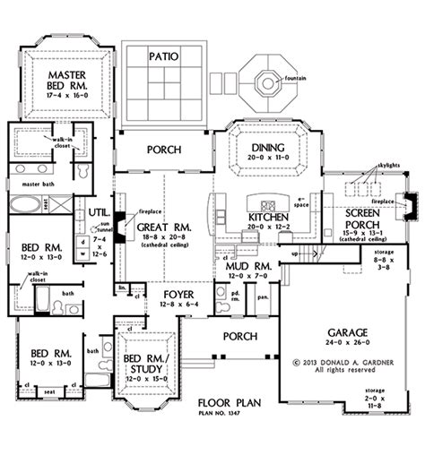 house plan of the week plan of the week one dining space houseplansblog