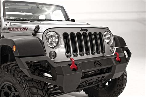 jeep bumpers vengeance front bumper fab fours