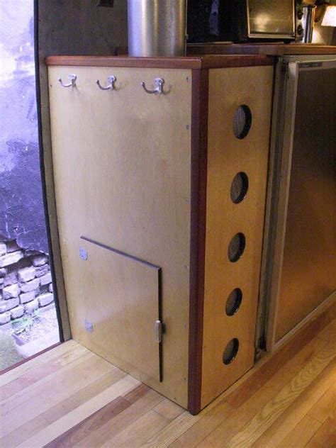 Cabinet Heating Water by 55 Airstream 26 Loa