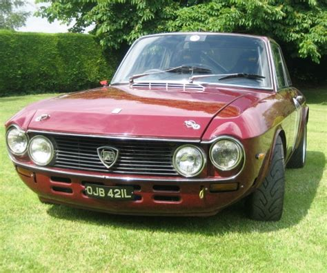 Lancia Specialist Historics At Brooklands Specialist Classic And Sports