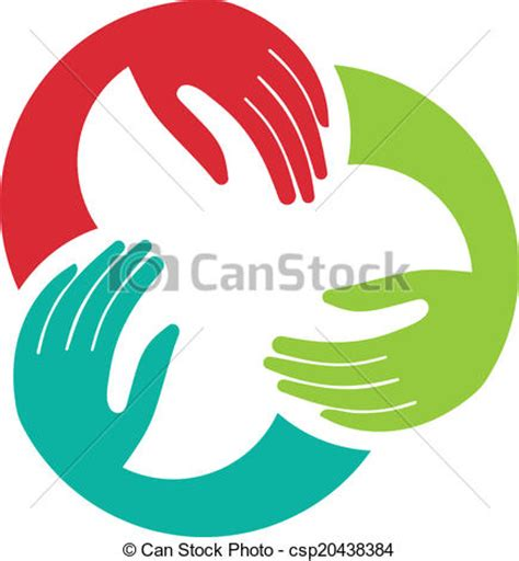 Union Clipart by Vector Of Three Union Image Logo Csp20438384