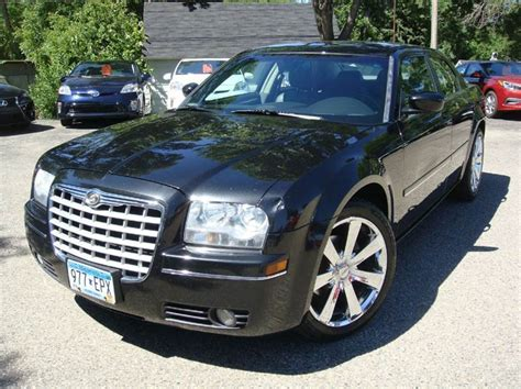 2005 Chrysler 300 Mpg by 2005 Chrysler 300 Touring 4dr Sedan In Shakopee Mn Marx