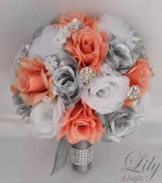 25 best ideas about artificial bridal bouquets on