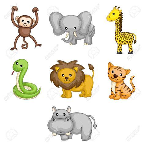 imagenes de animales silvestres hipopotamo dibujo a ilustraciones vectoriales de dibujos