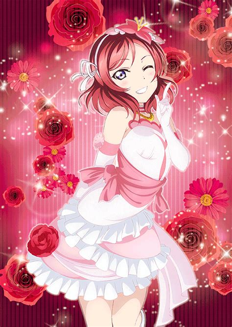 Bokutachi Wa Hitotsu No Hikari Album school idol tomodachi cards album nishikino maki