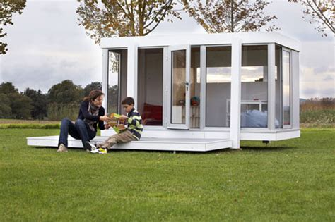 playhouse dwell an outdoor playhouse concepts modern maven