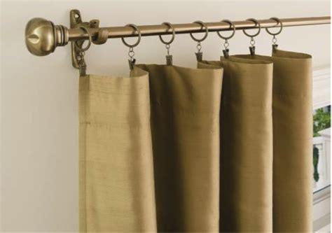 aros para cortinas como hacer cortinas con aros de diferentes dise 241 os