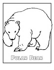 polar coloring pages free printable polar coloring pages for