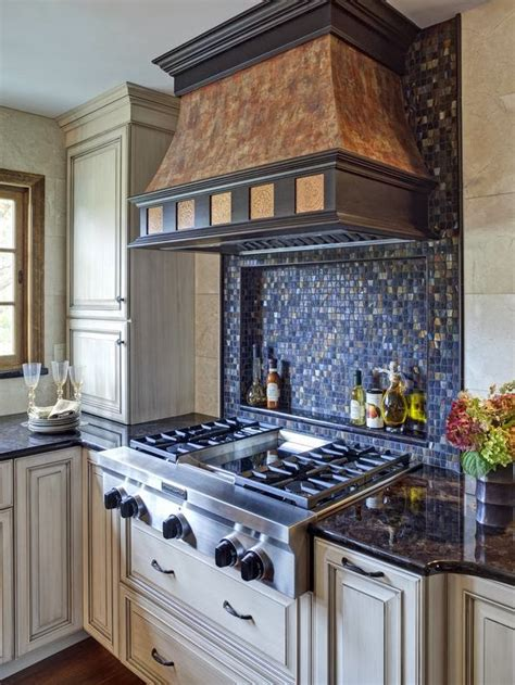 2014 colorful kitchen backsplashes ideas modern
