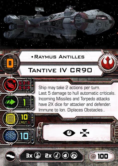 X Wing Miniatures Card Template by Custom Acrylic Manufacturer X Wing Ffg Community