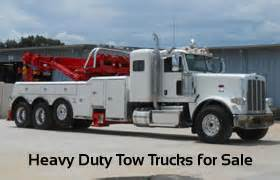 Heavy duty tow trucks for sale