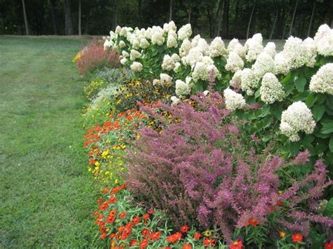 Perennial Flower Garden Design Plans Landscaping How To Plan A Flower Garden