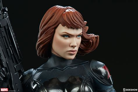 black widow marvel black widow premium format tm figure by sideshow