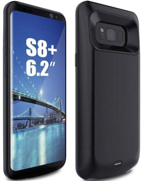 Powerbank Samsung 25000mah Abu Abu galaxy s8 plus battery 5500mah slim protective rechargeable charging external