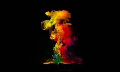 3d color color smoke wallpapers wallpaper cave