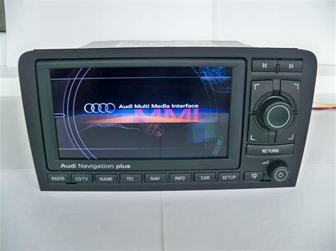 Cd Navigation Audi by Gps Audi A3 S3 Rs3 8p Rns E Navigation Plus 192 Q S Cd Tv