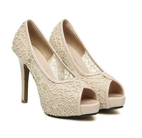 High Heels Import Gea170173wi dinomarket pasardino sepatu boots import brocade high heels xm1042 2