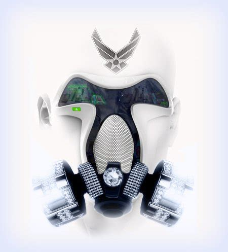 7 Cool Masks by Air Mask Air Mask Gas Mask Cool Russo