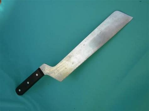 large kitchen knives large cheese knife for professional kitchen or deli