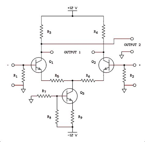 transistor differential lifier alf img showing gt differential lifier mosfet
