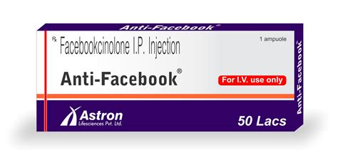 anti facebook anti facebook for emergency astron lifesciences
